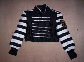 Black Parade Jacket I -- Frank by myxchemicalxstarfire