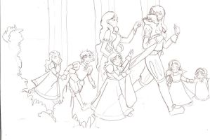 APH OC - A new family 1532 by BelleLorage
