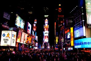 Times Square II by designing-Life