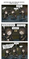 Skyrim: No Honor Among Thieves by Isriana