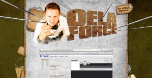 myspace delaforce by homeaffairs