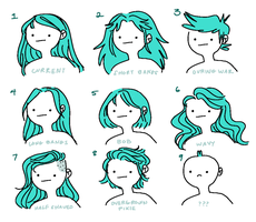 hair ideas by hotkage