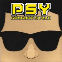 Day 21: PSY - Gangnam Style by NeverenderDesign