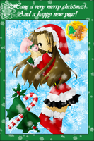 Christmas colored ver. by Skuldchan