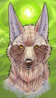 Generic Wolf Headshot by Radioactive-Insanity