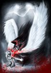 Killing an Angel by Ingvild-S