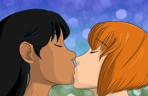 Disney - First Kiss by fortheloveofpizza