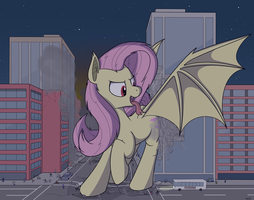 Giant Flutterbat 7 by RapidStrike