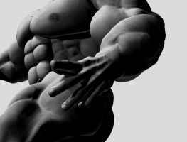 BW muscle by cers45