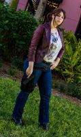 Claire Redfield 6 by Insane-Pencil