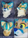 Sandcat head by jillcostumes