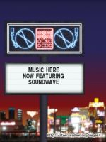 Soundwave's Vegas Debute by lizcat14