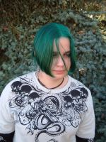 Gotta Have Green Hair 04 by Empy-Stock