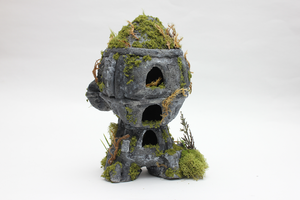 Cagsawa Ruins Munny by spilledpaint88