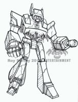 Old Man Shockwave by royalentertainment