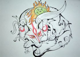 Okami- Gonna Explode on YOU by SamuraiDragon