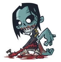 Zombie Fellah by Ape74