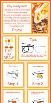 Tsuna Eye Tutorial by Lilla-chan