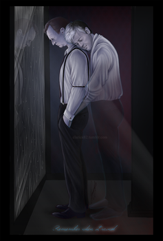 Mystrade ~ Remember when it rained by RedPassion