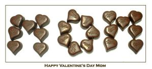 Happy Valentines Day Mom by devildevine