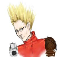 Vash the Stampede by Charredsky