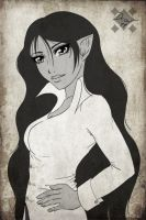 Elf-Girl by Project-Drow