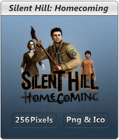 Silent Hill Homecoming - Icon by Crussong