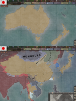 conquerors of asia- WWII before it's time by aruon