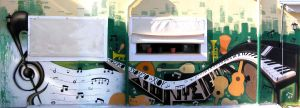 Graffiti - Chios school of Music by CanteRvaniA