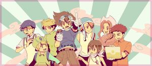 Digidestined by Enderkichi
