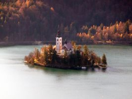 Lake Bled5 by BelvedereQueen