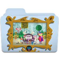 Foster's Home for imaginary friends folder icon by AnxoX