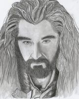 Thorin oakensheild by Tattootony28