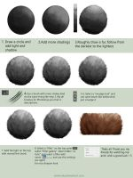 Fur tutorial for Adobe Photoshop by ryky