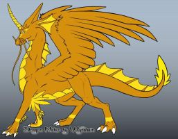 Free Dragon Adoptable 4 X by Blitzwingslover