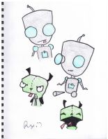 Gir COlored by rubired105