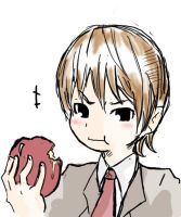 Shinigamis Loves Apples by OrangeLightning123