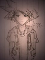 Sora by MysteriousHat