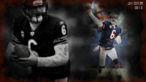 Jay Cutler - Chicago Bears Wallpaper by chicagosportsown
