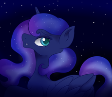 Hey Luna by Tuxisthename