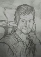Daryl Dixon by gamesgirl44