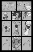 Fun and Games, Page 1 by bruceliane