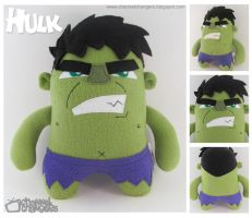 Hulk by ChannelChangers