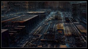 Tyrell District by Eccoton