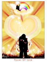Power of love by alsiafy