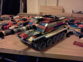 my t80-7 by ace00004