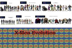 X-Men Evolution by kulovers09