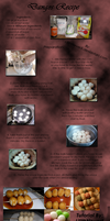 Dangos Recipe Tutorial by LilithNever5