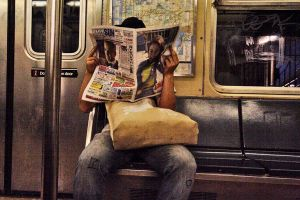 new york metro by lerayonvert