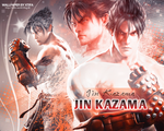 Jin Kazama wallpaper 02 by ladylucienne